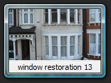 window restoration 13
